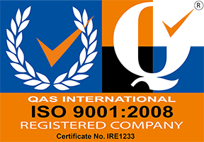 iso 9001 quality management systems certified company,