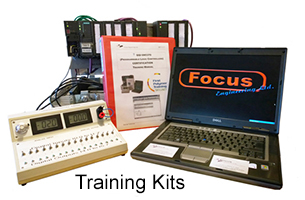 industrial automation training kit gallery