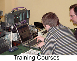 industrial automation training course picture gallery