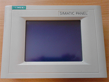 siemens touch panel